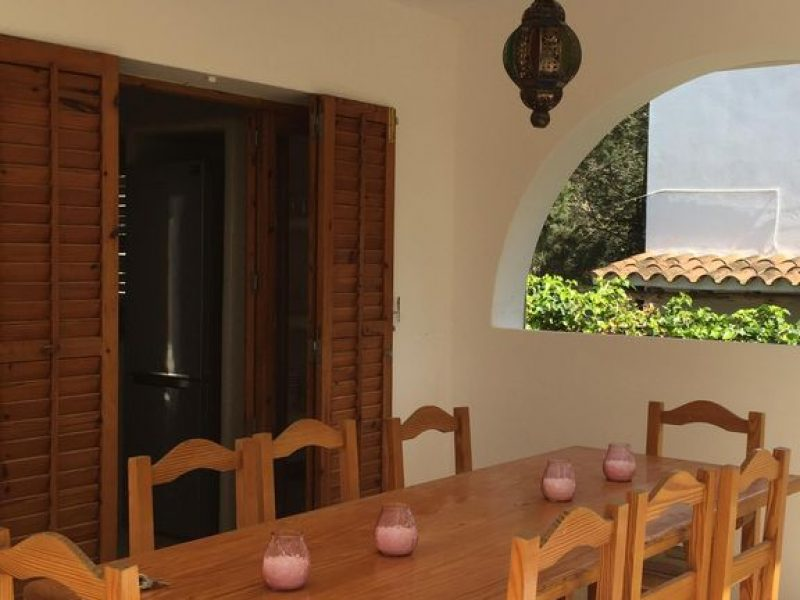 Ibiza villa rental Villa Terda 3