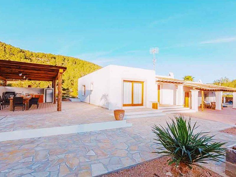 Ibiza villa rental Villa Naranja 5
