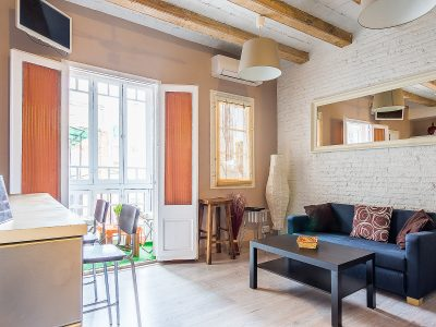 apartment 2br barcelona