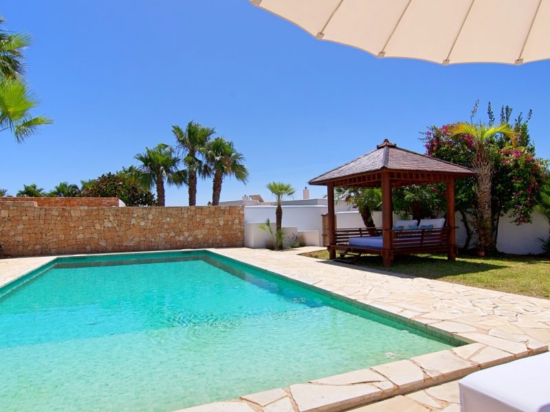 Ibiza villa rental Villa Burgo 5