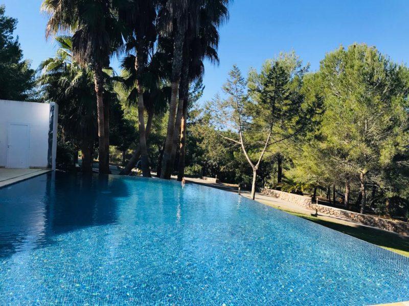 Ibiza villa rental Villa Opal 5/8